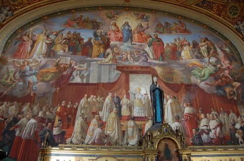 Vatican musée Raphael