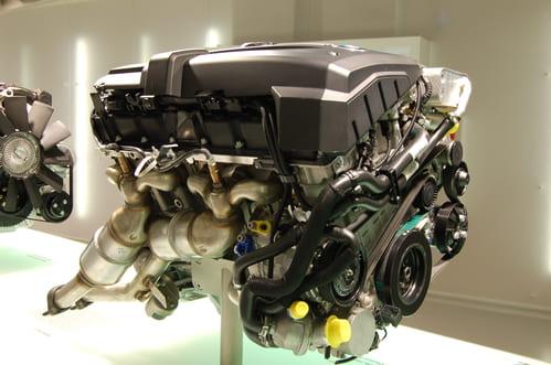 Ancien moteur BMW