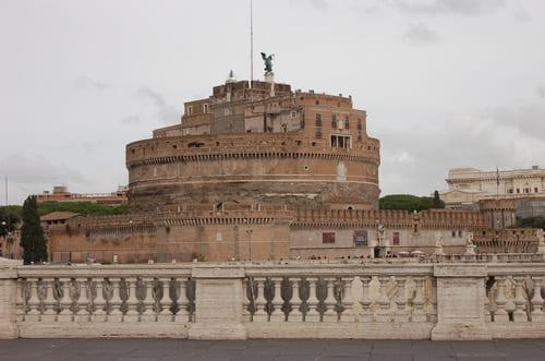 Castello San Angelo Rome
