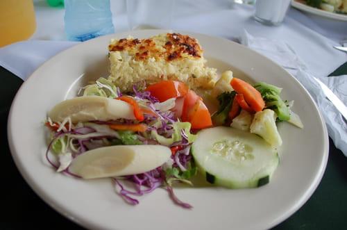 Cout des repas au Costa Rica