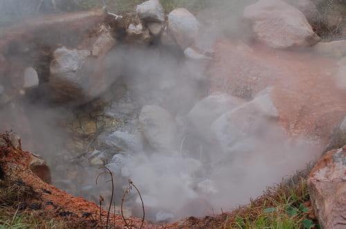 Volcan parc Costa Rica
