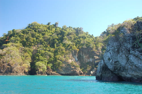 Traversée isla Tortuga