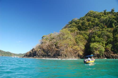 isla Tortuga snorkelling