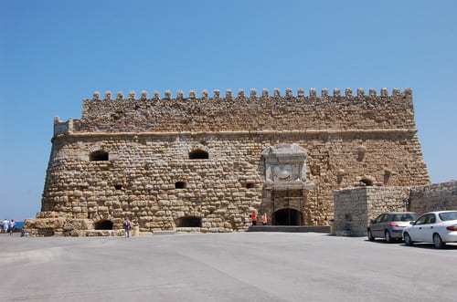 Remparts ville Heraklion