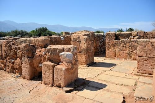 Malia archéologique