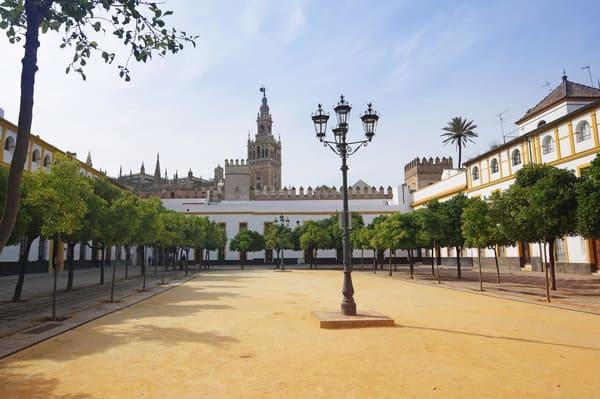 place de Banderas Seville
