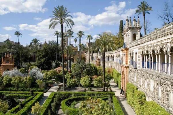 visite alcazar seville