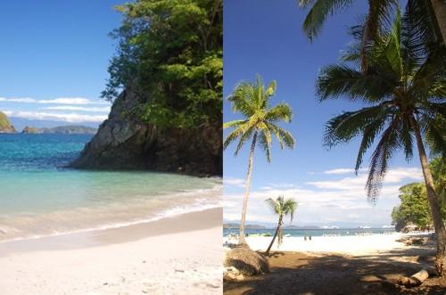 Isla Tortuga paradisiaque plage