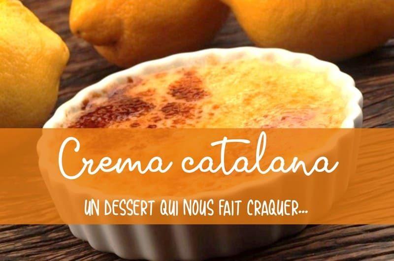 Recette de la crème catalane