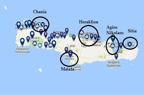 Que voir en Crète