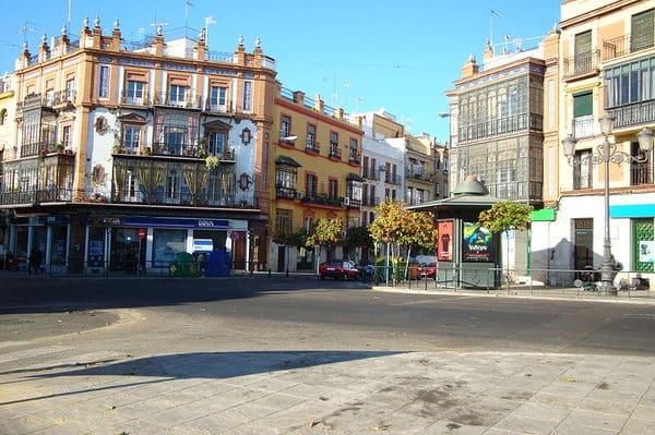 Barrio Triana Seville