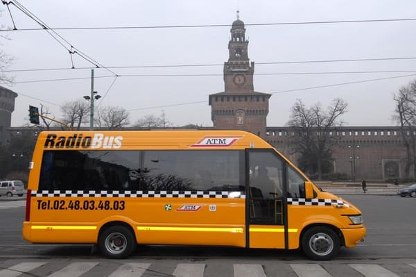 Radiobus di quartere
