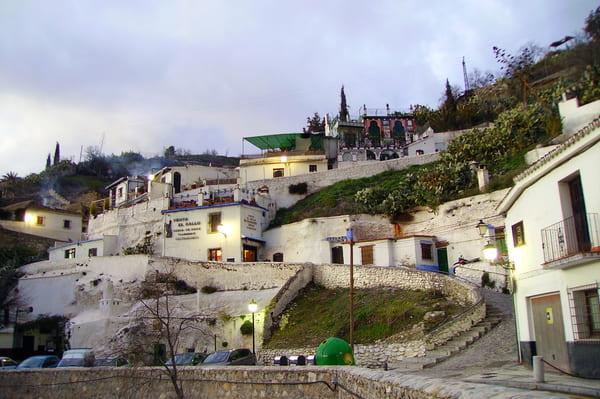 Barrio Sacromonte Grenade