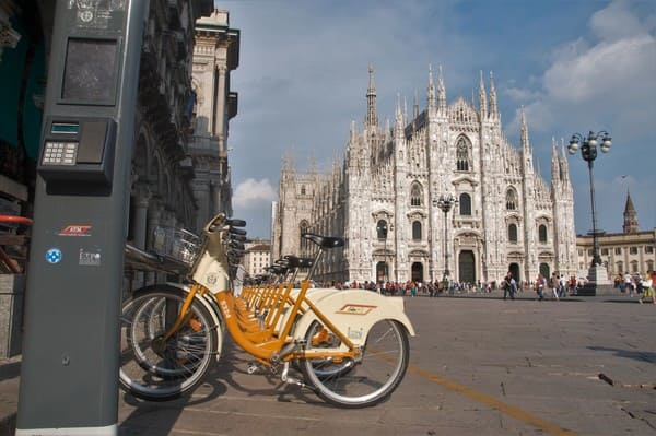 Vélib Milan