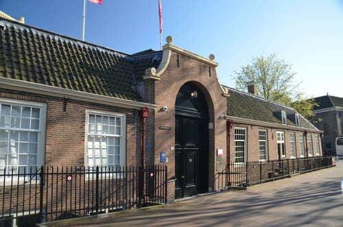 Synagogue Amsterdam