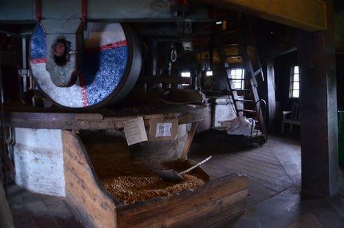Meule Amsterdam moulin