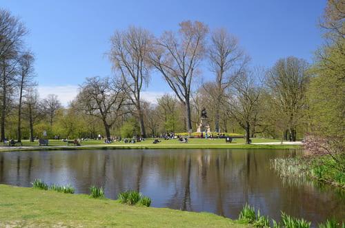 Grand parc nature Amsterdam