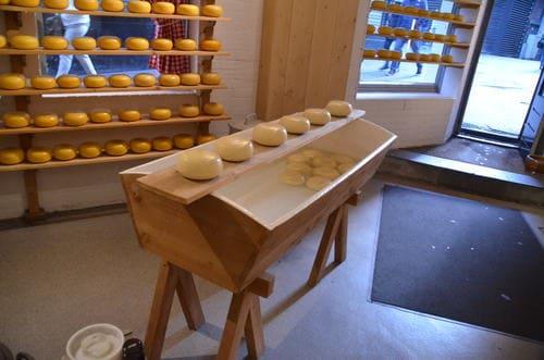 Souvenir Amsterdam fromage