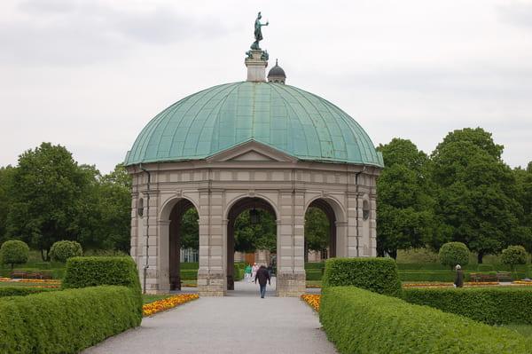 Hofgarten visite