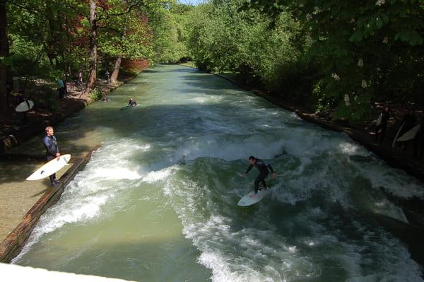 Surf Isar