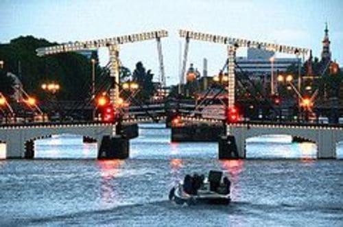 Pont maigre Amsterdam