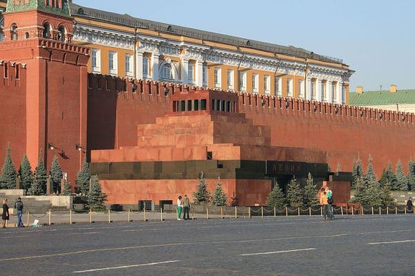 Visite mausolée Lenine