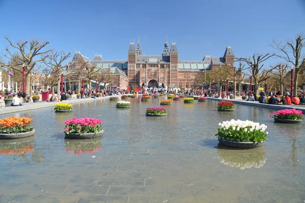 Visite du Rijksmuseum