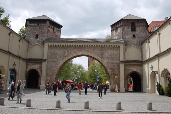 Sendlinger Porte Munich