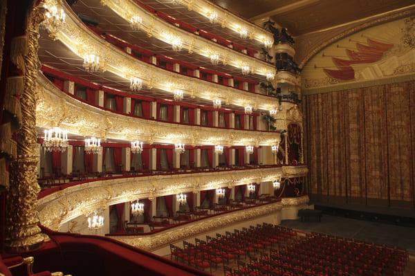 Théâtre Bolchoi Moscou
