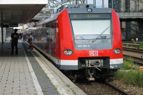 Métro Munich