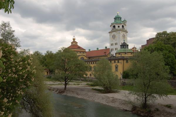 Volksbad Munich