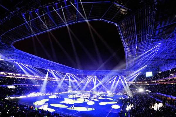 Concerts au groupama Stadium