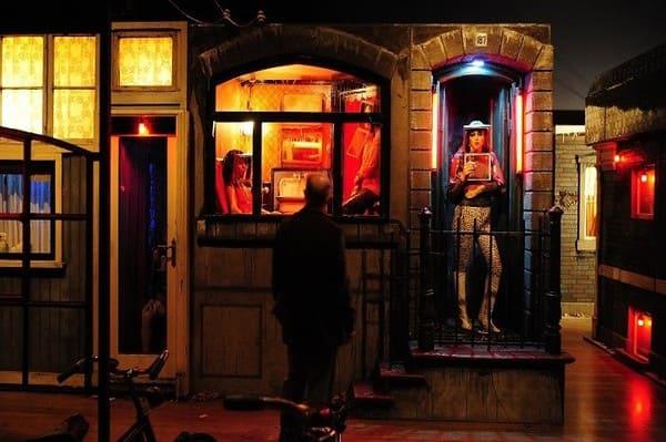 Quartier rouge Amterdam visite