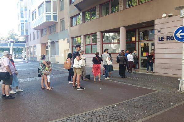 Attente visa consulat Lyon