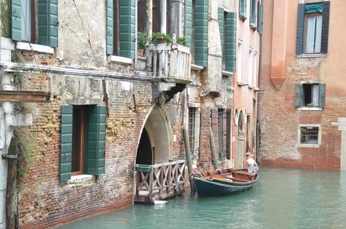 Visite de Venise en couple