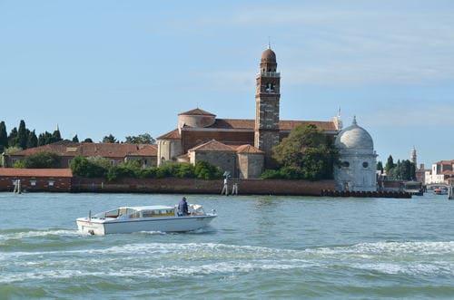 Vaporetto pour Murano