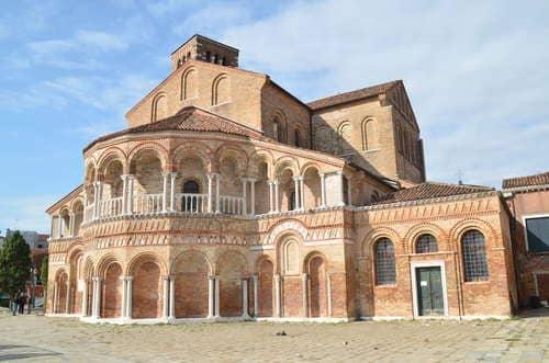 Basilique à Murano
