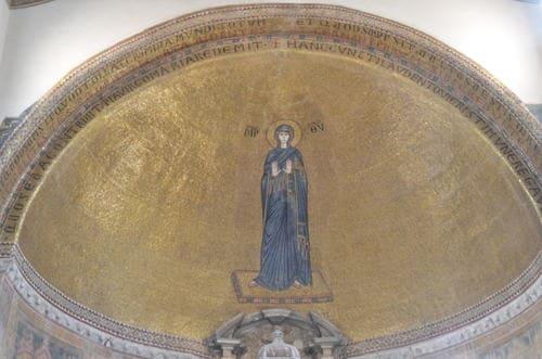 Basilique plafond Murano