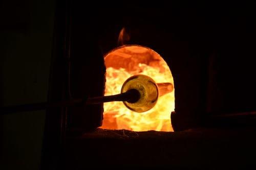 Souffleur de verre à Murano