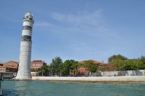 Phare de Murano à Venise
