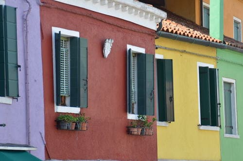 Maisons de Murano