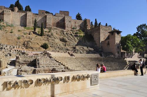 Gibralfaro Malaga