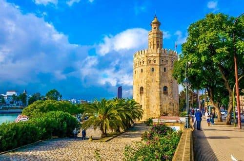 Tour de l'or Seville