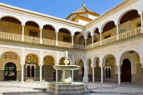 Casa Pilatos Seville