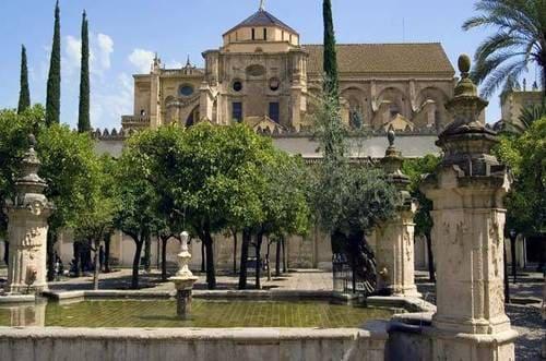 Cour des orangers Mezquita