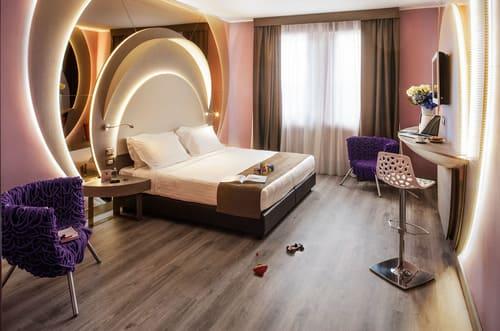Da Vinci hôtel Milan