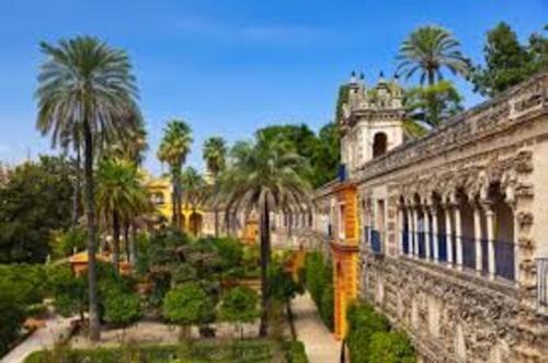 Alcazar Seville visite