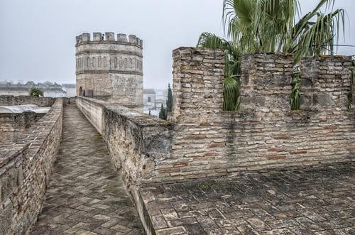 Remparts Alcazar Jerez Frontera