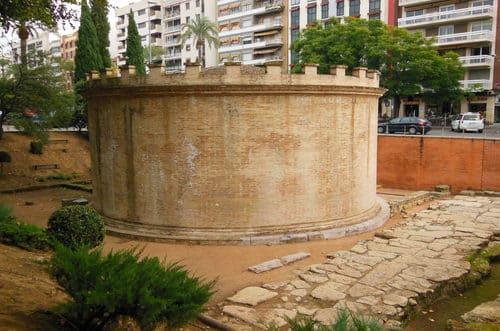 Une des portes de la ville de Cordoue