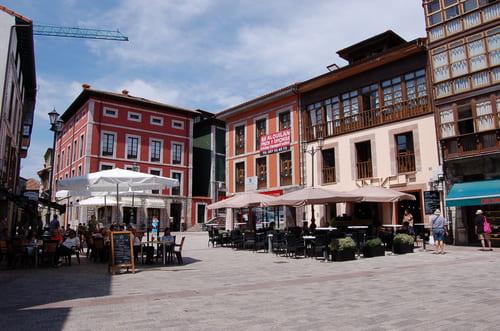 Llanes dans les Asturies